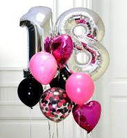 Гелиевые шары набор №108