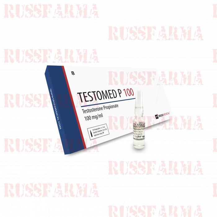 Тестостерон пропионат