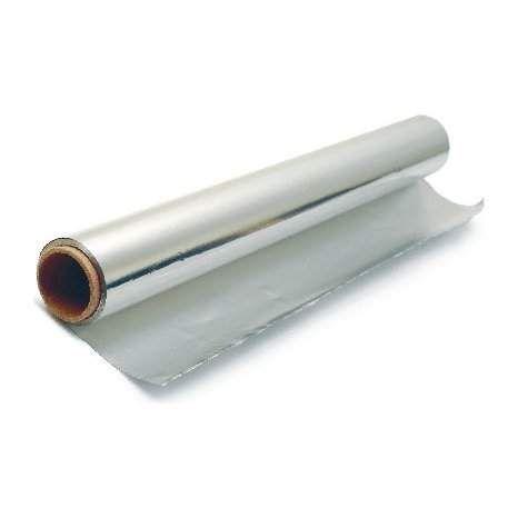 Фольга для кальяна - Широкая (20 микрон, 25 метров)