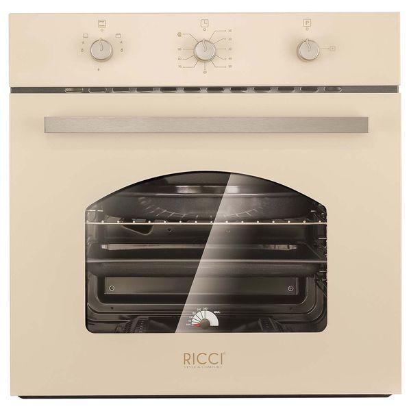 Газовая духовка Ricci RGO-611BG