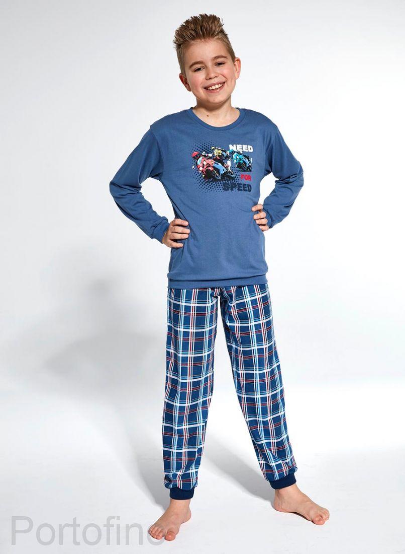 593-112 Пижама для мальчиков Cornette