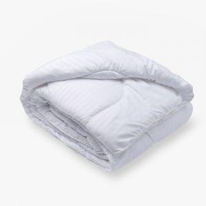 Одеяло Лебяжий пух 140х205 см, файбер, п/э 100%