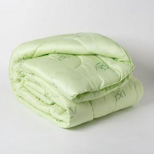 Одеяло Эконом Бамбук 140х205 см, полиэфирное волокно, 300гр/м, пэ 100%   4782659