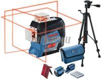 Bosch GLL 3-80 C + BT 150 + вкладка под L-BOXX - Лазерный уровень  - купить выгодно по цене производителя