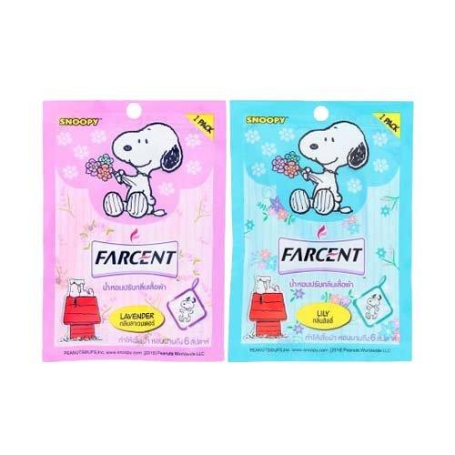 Тайский ароматизатор воздуха Farcent Snoopy 1 шт
