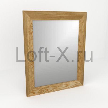 Зеркало в дубовой раме UNO