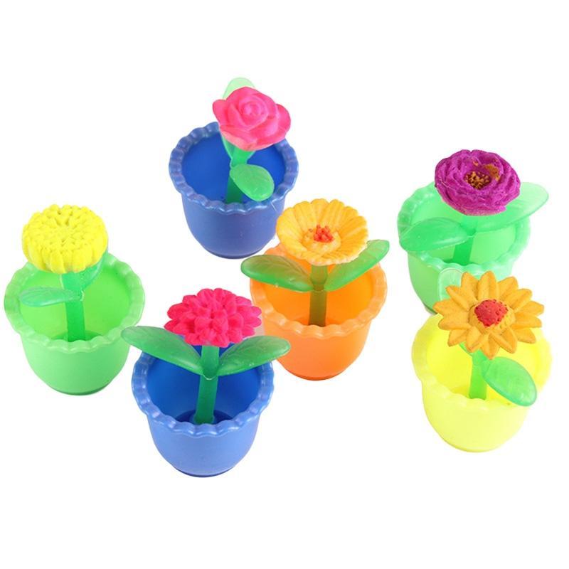 Растушки цветы в ассортименте