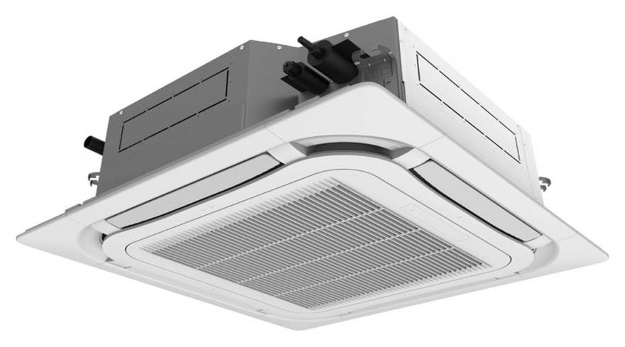Кассетная сплит-система Gree GUD125T/A-S/GUD125W/A-X