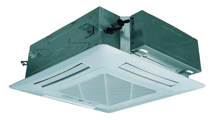Кассетная сплит-система Gree GUD50T/A1-K/GU50W/A1-K