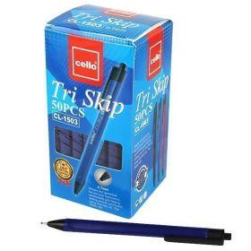 Ручка шарик автомат синий 0,7мм SL 1503