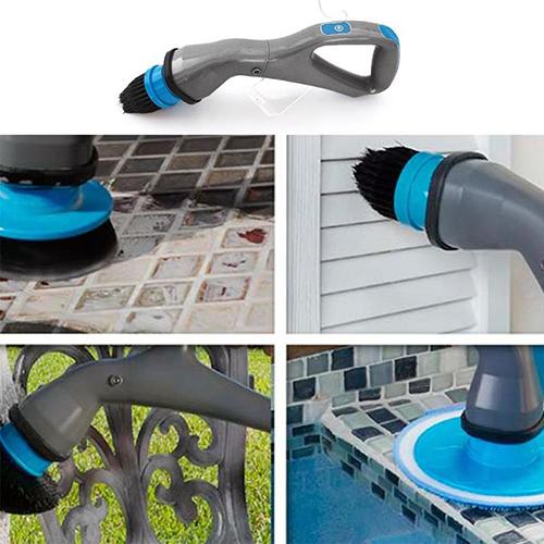 Беспроводная вращающаяся щётка для уборки Hurricane Muscle Scrubber