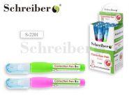 Корректор-ручка 8мл S 2201 Schreiber