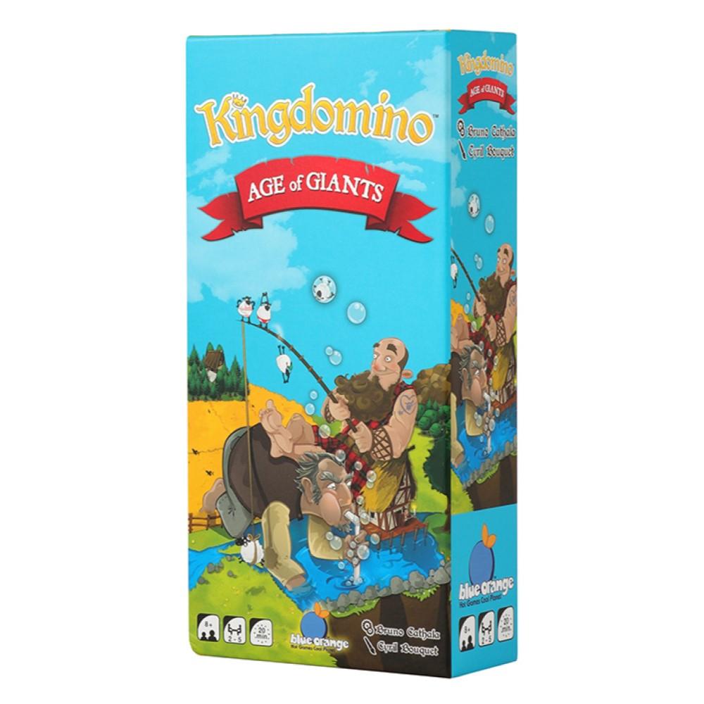 Лоскутное королевство: Век великанов / Kingdomino Age of Giants