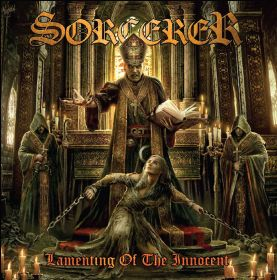 SORCERER - Lamenting Of The Innocent [DIGIPAK]