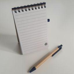 эко блокноты с ручкой в москве