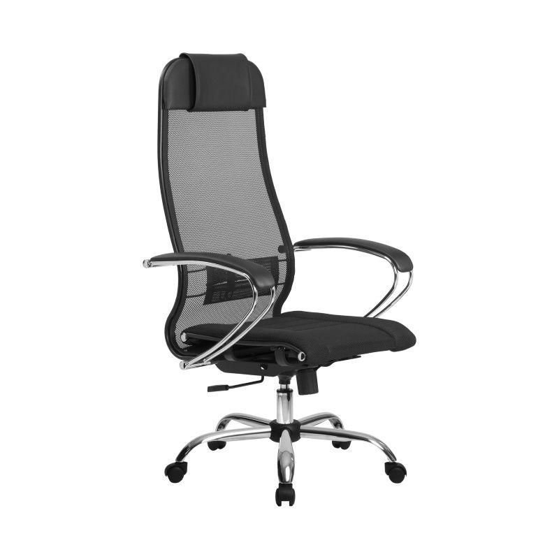 Кресло «SU-1-BK-CH» (Комплект 1)