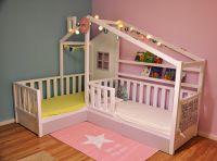 Кровать Домик Угловой Fairy Land №22 (Для Двоих Детей)