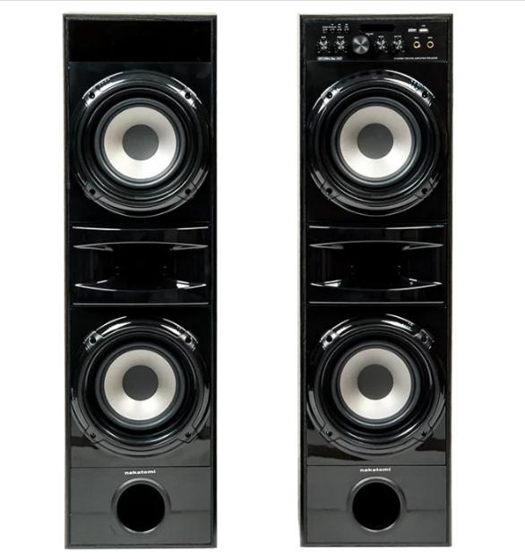 Компьютерная акустика NAKATOMI OS-71 Черная