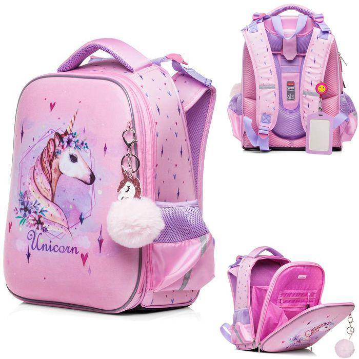 Рюкзак ERGONOMIC Magic unicorn Hatber