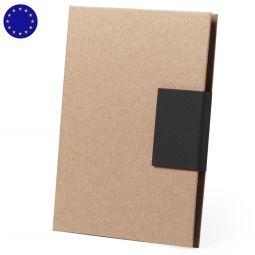 эко блокноты с ручкой в комплекте