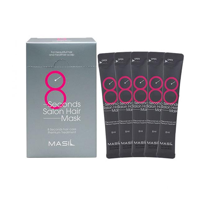 Маска для быстрого восстановления волос MASIL 8 Seconds Salon Hair Mask мини версия