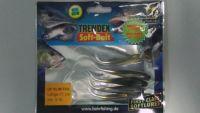 Силиконовая приманка Behr Trendex UV Slim-Tail 11 см 5 шт 6026411