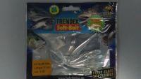 Силиконовая приманка Behr Trendex UV Slim-Tail 11 см 5 шт 6026511