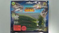 Силиконовая приманка Behr Trendex Ripple-Tail 12 см 4 шт 6024212