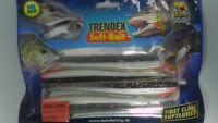 Силиконовая приманка Behr Trendex Thoro 15,5 см 4 шт 6015547
