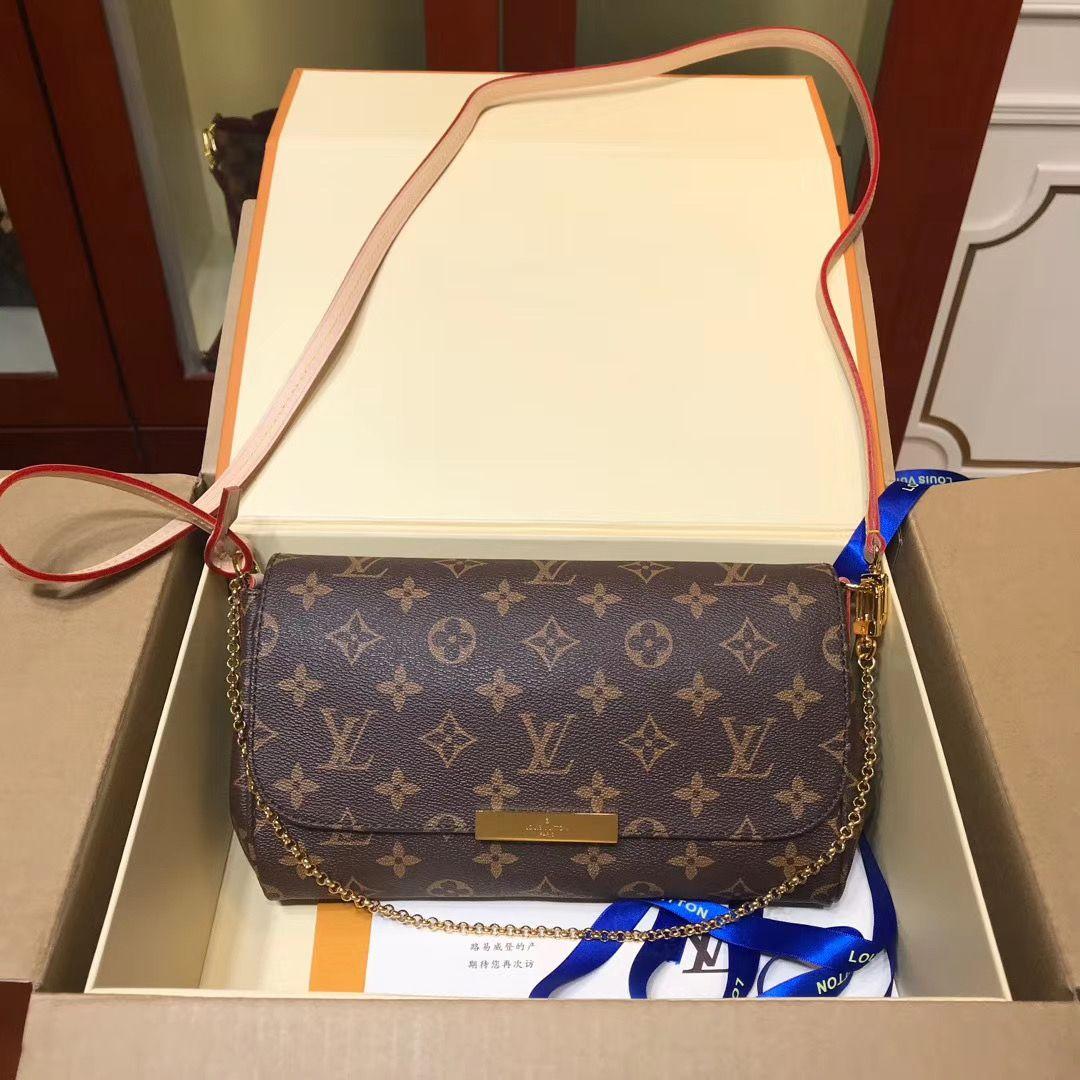 Louis Vuitton Favourite MM 28 cm