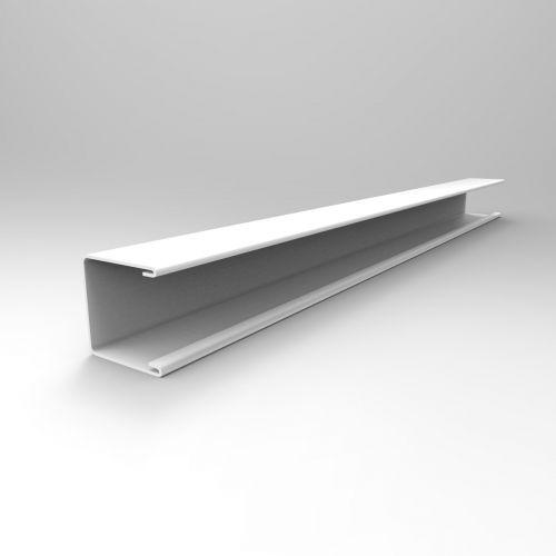 П-образный профиль алюминиевый Cesal