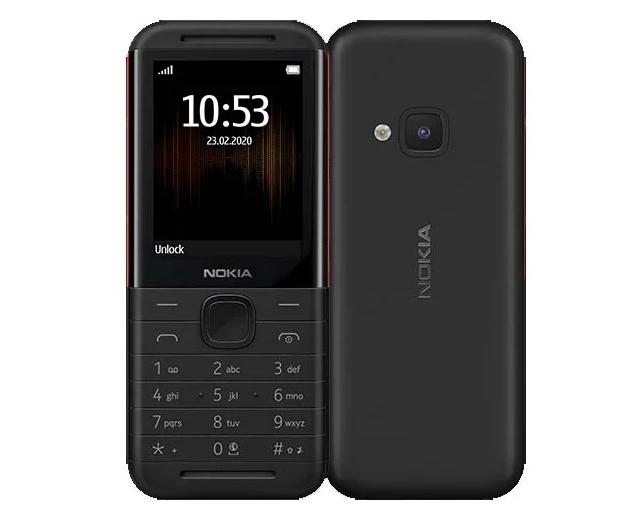 Телефон Nokia 5310 (2020) Dual Sim BLACK/RED