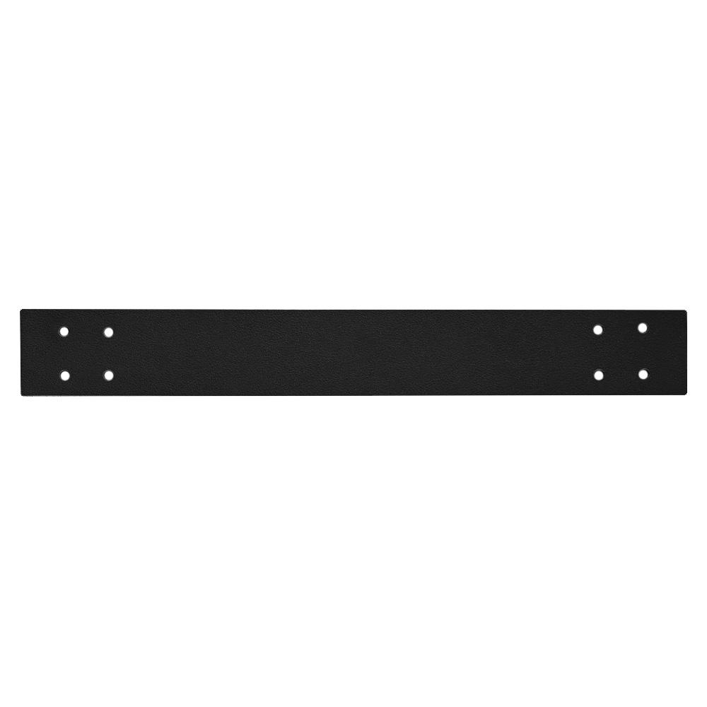 Ручка для корзины 4 х 30 см Супер чёрный