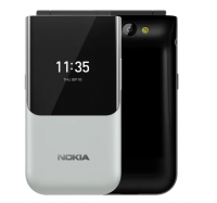 Телефон NOKIA 2720 Flip Dual sim GREY (TA-1175)