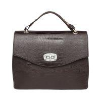 Женская кожаная сумка Lakestone Alison Brown