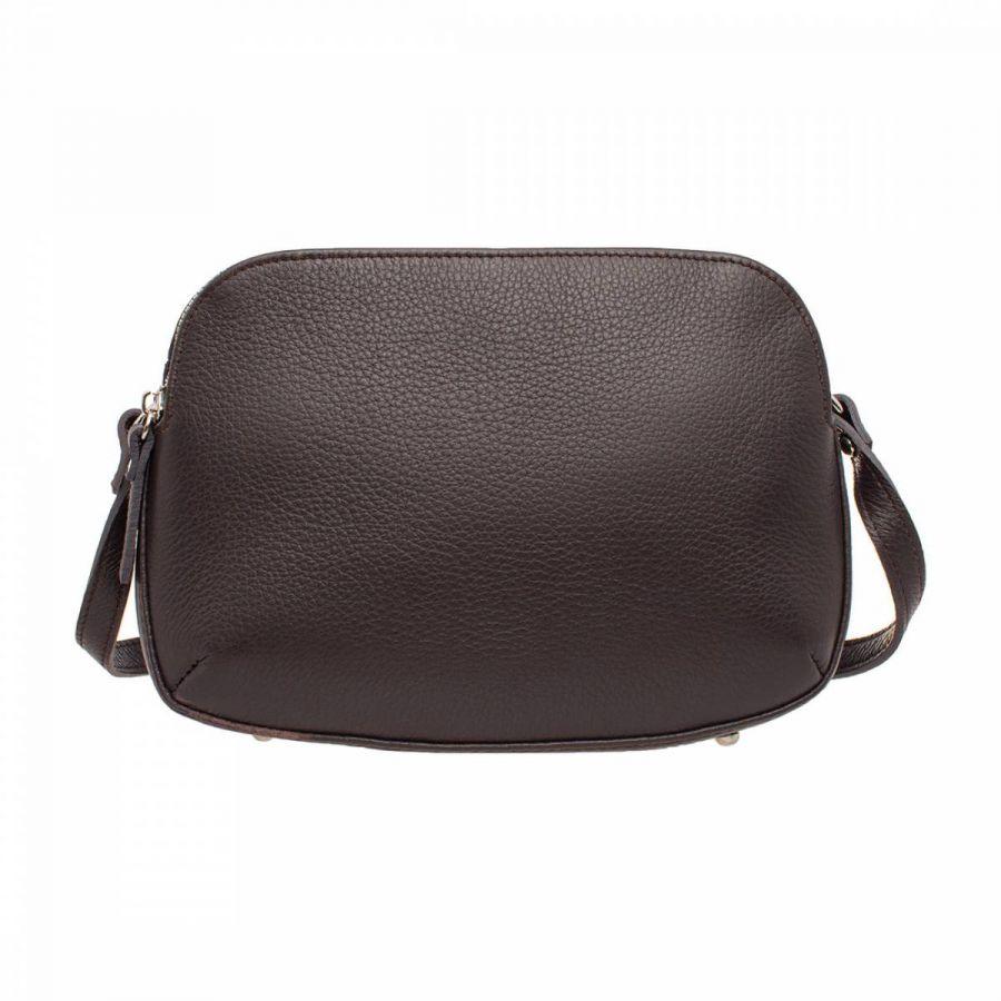 Женская кожаная сумка Lakestone Francis Brown
