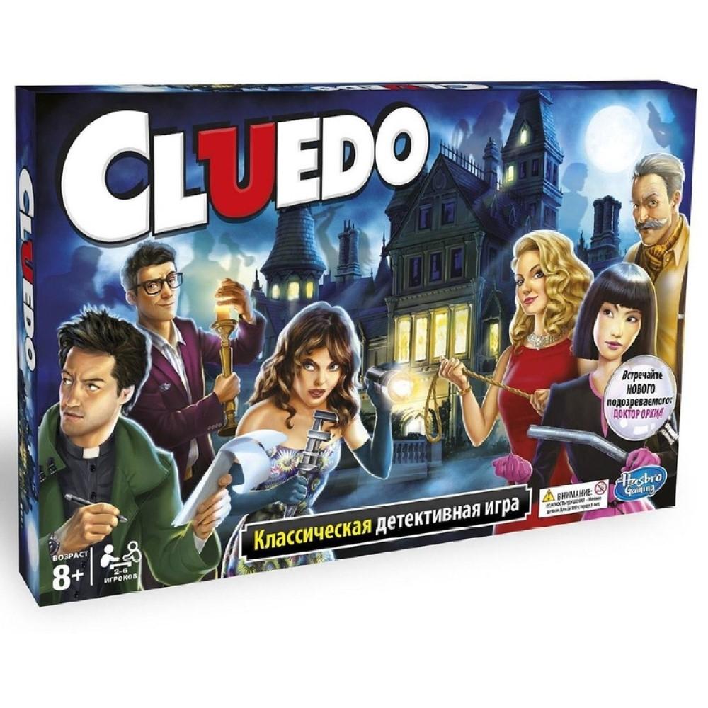 Cluedo / Клуэдо. Классическая детективная игра
