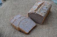 Безглютеновый  хлеб из зелёной гречки с подсолнечными семечками ,300 грамм