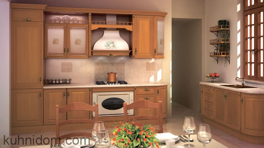 Кухня Исола