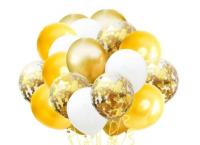 Цветные латексные шары воздушные шары с конфетти 55
