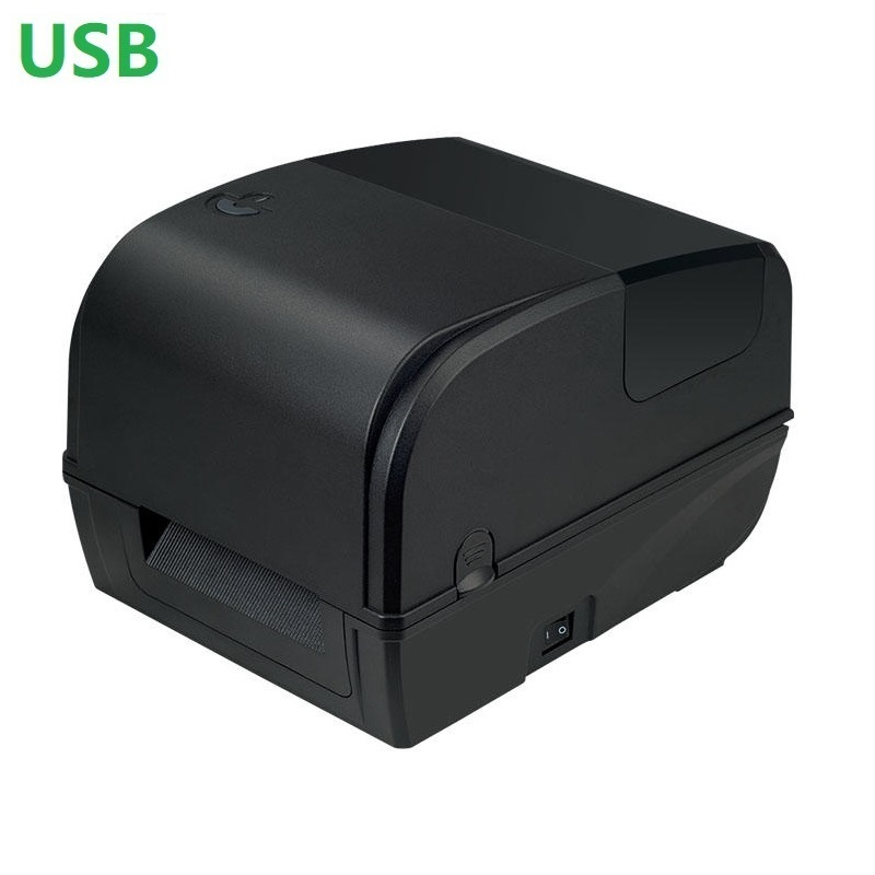 Термотрансферный принтер этикеток Xprinter XP-TT426B черный