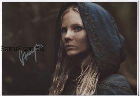 Автограф: Фрейя Аллан. Ведьмак