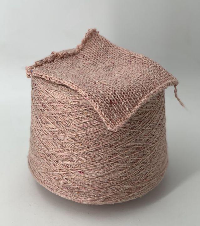 Твид Filosophy Scottish цвет бледно-розовый