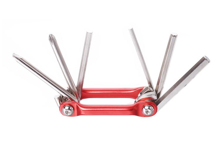Набор ключей шестигранников 6 предметов