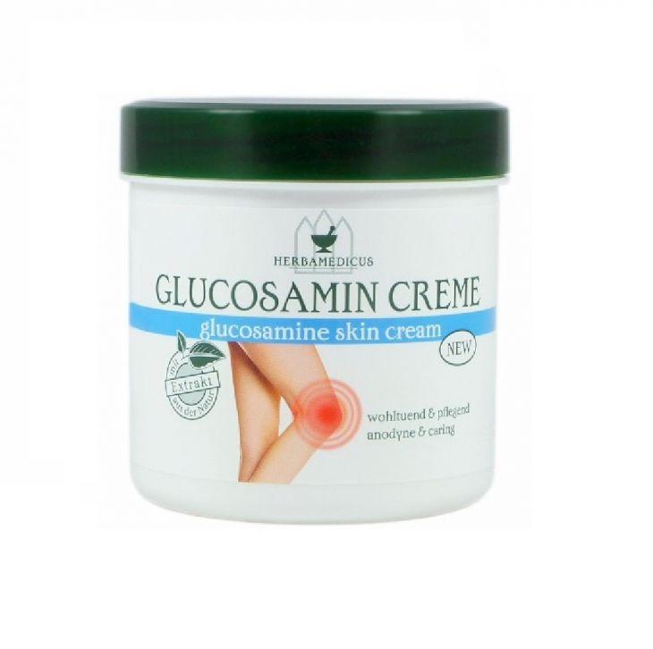 Herbamedicus Glucosamine Cream 300 мл