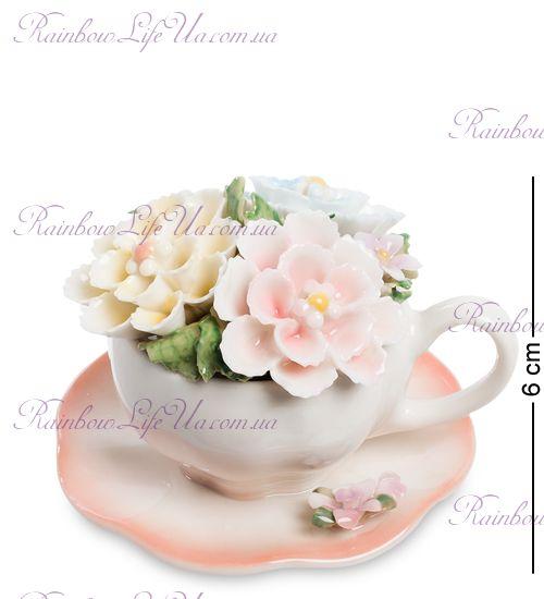 """Композиция чаша Весенние цветы CMS-33/42 """"Pavone"""""""