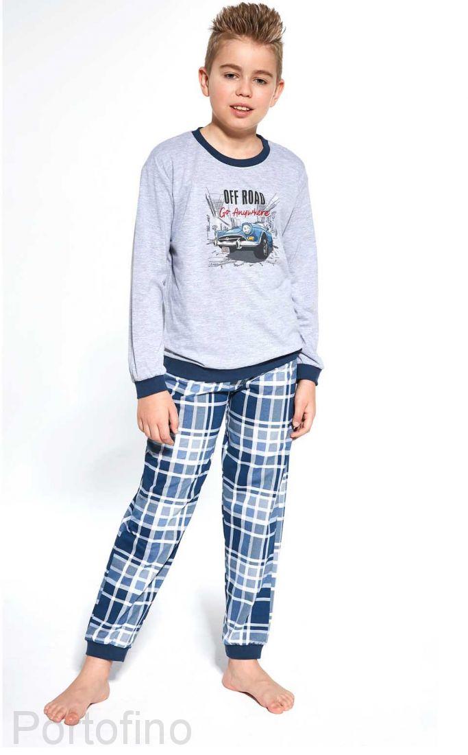 966-109 Пижама для мальчиков Cornette