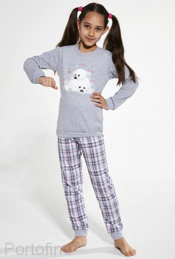 594-132 Пижама для девочек Cornette