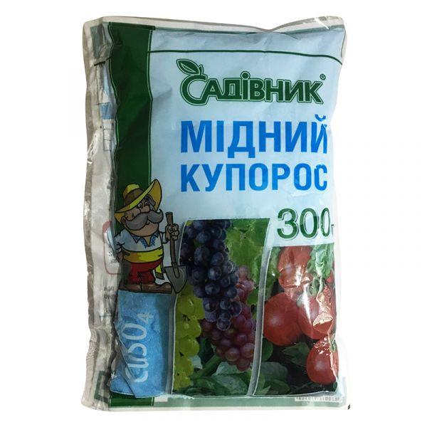 """""""Медный купорос"""" (300 г) от Агрохимпак, Украина"""