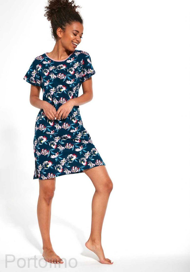 167-267 Сорочка ночная женская Cornette